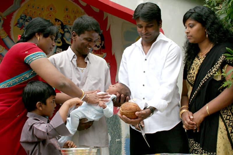 samskara-mundan-family