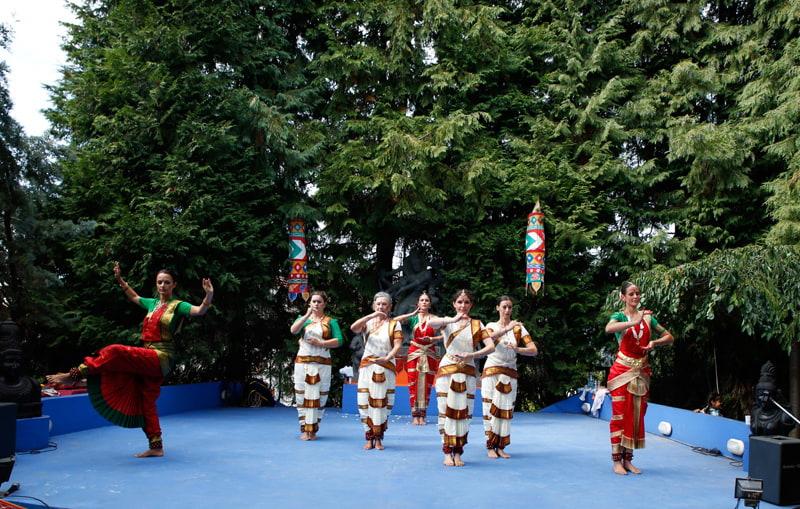 danza-indiana